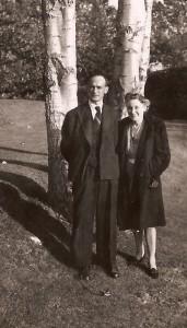 Georges et Joséphine Pannier
